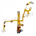 Audio Jack Flex Cable for iPhone 3G - Black PH-PF-IP-001BK