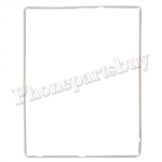 LCD Mid Frame Digitizer Part Holder for The New iPad 3 Generation/ iPad 4 - White PH-LB-IP-00001WH