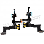 Front Camera Module with Flex Cable, Microphone and Light Sensor for iPhone 5C PH-CA-IP-00029