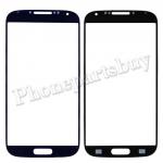 Touch Screen Glass for Samsung Galaxy S4 i9500/ i9505/ i337/ i545/ L720/ M919/ R970/ i9506(for SAMSUNG) - Blue PH-TOU-SS-00062BU