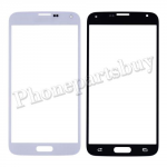 Touch Screen Glass for Samsung Galaxy S5(for Samsung)-White PH-TOU-SS-00085WH