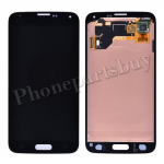 LCD with Touch Screen Digitizer for Samsung Galaxy S5 i9600/ G900F/ G900H/ G900M/ G9001/ G9008V/ G900A/ G900T/ G900V/ G900R4/ G900P(for Samsung)-Black PH-LCD-SS-00090BK