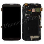LCD with Touch Screen Digitizer & Front Cover for Samsung Galaxy Note 2 N7100-Gray PH-LCD-SS-00040GY
