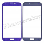 Touch Screen Glass for Samsung Galaxy S5(for Samsung)-Purple PH-TOU-SS-00085PL