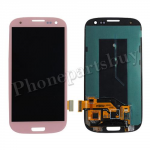 LCD with Touch Screen Digitizer for Samsung Galaxy S3 i9300/ i9305/ i535/ i747/ L710/ R530/ T999/ Neo i9300i(for SAMSUNG) - Pink PH-LCD-SS-00019PK