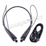 Wireless Wearing Style Universal Bluetooth Stereo Earphones Headset Headphones for Mobile Phone (BK-830)-Gray MT-EI-UN-00266GY