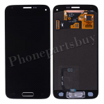LCD with Touch Screen Digitizer and Home Button for Samsung Galaxy S5 mini G800/ G800H/G800F/ G800A/ G800R4(for SAMSUNG)-Black PH-LCD-SS-00116BK
