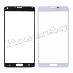 Touch Screen Glass for Samsung Galaxy Note 4 N910/ N910M/ N910F/ N910S/ N910C/ N910A/ N910V/ N910P/ N910R/ N910T/ N910W8(for SAMSUNG)-White PH-TOU-SS-00112WH