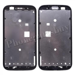 Front Housing for Motorola Moto E XT1021/ XT1022/ XT1025-Black PH-HO-MT-00047BK