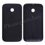 Battery Cover for Motorola Moto E XT1021/ XT1022/ XT1025(for M)-Black PH-HO-MT-00048BK