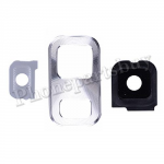 Camera Bezel and Camera Lens for Samsung Galaxy S2 i9100-Silver PH-CA-SS-00085SL