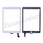 Touch Screen Digitizer for iPad Air 2-White PH-TOU-IP-00031WH