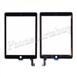 Touch Screen Digitizer for iPad Air 2-Black PH-TOU-IP-00031BK
