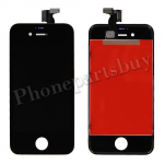 LCD with Touch Screen Digitizer for iPhone 4S (High Quality) - Black PH-LCD-IP-3229BKA