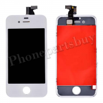 LCD with Touch Screen Digitizer for iPhone 4S (High Quality) - White PH-LCD-IP-3229WHA