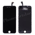LCD with Touch Screen Digitizer with Frame for iPhone 6(4.7 inches) (Refurbished) -Black PH-LCD-IP-00056BKA