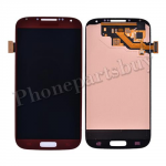 LCD  with  Touch  Screen  Digitizer  for  Samsung  Galaxy  S4  i9500/ i9505/ i9506/ i337/ i545/ L720/ R970/M919(for  SAMSUNG) - Red PH-LCD-SS-00053RD