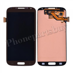 LCD  with  Touch  Screen  Digitizer  for  Samsung  Galaxy  S4  i9500/ i9505/ i9506/ i337/ i545/ L720/ R970/M919(for  SAMSUNG) - Gold PH-LCD-SS-00053GD