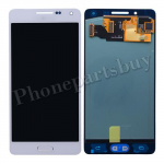 LCD with Touch Screen Digitizer and Home Button for Samsung Galaxy A5 A500F(OEM) - White PH-LCD-SS-00131WH