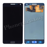 LCD with Touch Screen Digitizer and Home Button for Samsung Galaxy A5 A500F(OEM) - Black PH-LCD-SS-00131BU