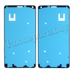 LCD Frame Adhesive Sticker for Samsung Galaxy Note 4 N910/ N910M/ N910F/ N910S/ N910C/ N910A/ N910V/ N910P/ N910R/ N910T/ N910W8 PH-AS-SS-00061
