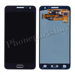 LCD with Touch Screen Digitizer with Home Button for Samsung Galaxy A3 A300F(OEM) - Blue PH-LCD-SS-00136BU