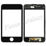 Touch Screen Digitizer Glass With Supporting Frame for iPod Touch 3 PH-TOU-IP-3004