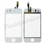 Touch Screen Digitizer  for iPhone 3G - White PH-TOU-IP-004WH