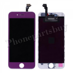 LCD with Touch Screen Digitizer, Frame for iPhone 6(4.7 inches)-Purple PH-LCD-IP-00056PL