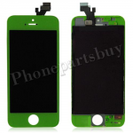 LCD with Touch Screen Digitizer for iPhone5-Green PH-LCD-IP-00033GR