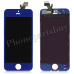 LCD with Touch Screen Digitizer for iPhone5-Dark Blue PH-LCD-IP-00033DB