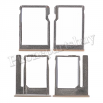 2 in1 Sim Card and Memory Card Tray for HTC One Mini 2 - Gold PH-ST-HT-00006GD