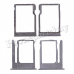 2 in1 Sim Card and Memory Card Tray for HTC One Mini 2 - Gray PH-ST-HT-00006GY