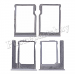 2 in1 Sim Card and Memory Card Tray for HTC One Mini 2 - Silver PH-ST-HT-00006SL