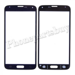 Touch Screen Glass for Samsung Galaxy S5(for Samsung)-Blue PH-TOU-SS-00085BU
