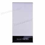 Sound Trick Box Speaker for Mobile Phone/ Tablet P/ MP3 (With sensing capabilities) (SP4) - Silver MT-EI-IP-00128SL