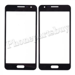 Front Screen Glass Lens for Samsung Galaxy A3 A300/ A300X/ A300F(for SAMSUNG) - Midnight Black PH-TOU-SS-00122BK
