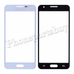Front Screen Glass Lens for Samsung Galaxy A3 A300/ A300X/ A300F(for SAMSUNG) - Pearl White PH-TOU-SS-00122WH