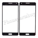 Front Screen Glass Lens for Samsung Galaxy A5 A500/ A500F/ A500H/ A500M/ A500X/ A500Y(for SAMSUNG) - Midnight Black PH-TOU-SS-00123BK