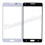 Front Screen Glass Lens for Samsung Galaxy A5 A500/ A500F/ A500H/ A500M/ A500X/ A500Y(for SAMSUNG) - Pearl White PH-TOU-SS-00123WH
