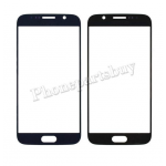Front Screen Glass Lens for Samsung Galaxy S6 G920/ G920F/ G920I/ G920X/ G920A/ G920V/ G920P/ G920T/ G920R4/ G920W8(for SAMSUNG) - Black PH-TOU-SS-00116BK