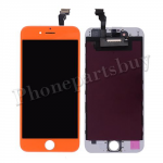 LCD Screen Display with Touch Digitizer Panel and Frame for iPhone 6(4.7 inches) - Orange PH-LCD-IP-00056OR