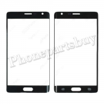 Front Screen Glass Lens for Samsung Galaxy Note Edge N915/ N915G/ N915D/ N915F/ N915A/ N915T/ N915V/ N915P/ N915R(for SAMSUNG)(High Quality) - Charcoal Black PH-TOU-SS-00125BK