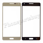 Front Screen Glass Lens for Samsung Galaxy A5 A500/ A500F/ A500H/ A500M/ A500X/ A500Y(for SAMSUNG) - Champagne Gold PH-TOU-SS-00123GD