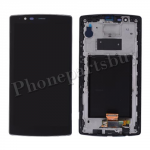 LCD Screen Display with Touch Digitizer Panel and Bezel Frame for LG G4 H810/ H811/ H815/ VS986/ LS991/ F500L(for LG) - Black PH-LCD-LG-00104BK