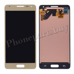 LCD with Touch Screen Digitizer for Samsung Galaxy Alpha G850/ G850F/ G850Y/ G850FQ/ G8508S/ G850A/ G850T/ G850M(for SAMUSNG)-Gold PH-LCD-SS-00125GD