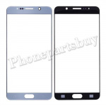 Front Screen Glass Lens for Samsung Galaxy Note 5 N920/ N920F/ N920A/ N920V/ N920P/ N920T/ N920R4/ N920W8(for SAMSUNG)(High Quality) - Sliver PH-TOU-SS-00136SLA