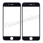 Front Screen Glass Lens for iPhone 6S/iphone 6 (4.7 inches)(High Quality)- Black PH-TOU-IP-00035BK