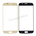 Front Screen Glass Lens for Samsung Galaxy S6 G920/ G920F/ G920I/ G920X/ G920A/ G920V/ G920P/ G920T/ G920R4/ G920W8(for SAMSUNG) - Gold Platinum PH-TOU-SS-00116GDB