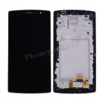LCD Screen Display with Digitizer Touch Panel and Bezel Frame for LG G4 Mini, G4 Beat G4S H731/ H734/ H735/ H736(for LG) - Black PH-LCD-LG-00115BK